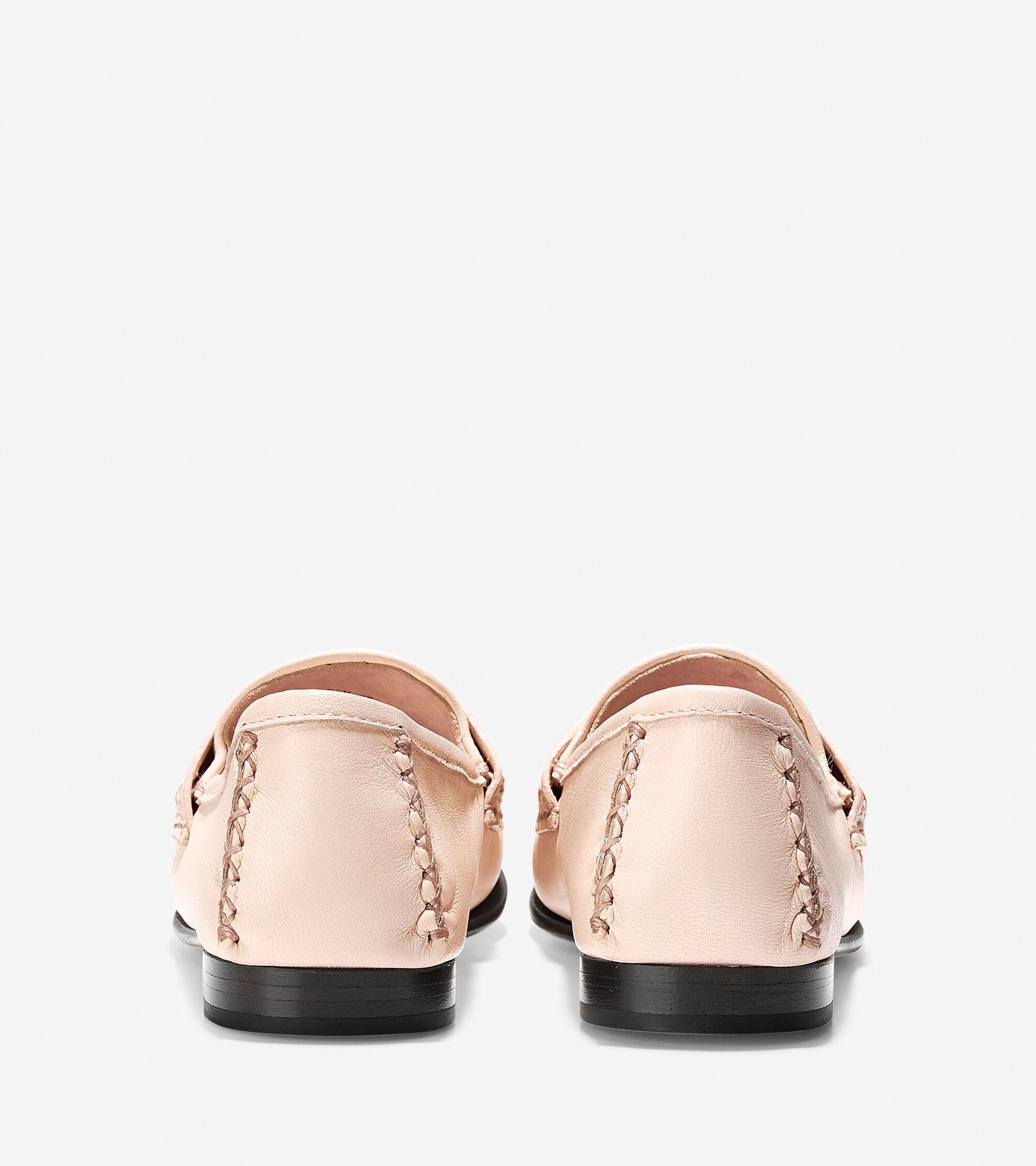9cc589e9893 Women s Jagger Soft Weave Loafers in Peach Blush