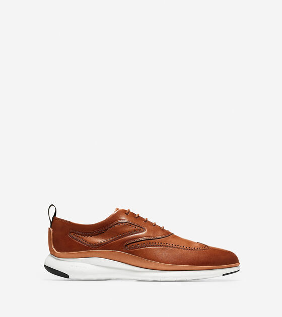 Oxfords > Men's 3.ZERØGRAND Wingtip Oxford