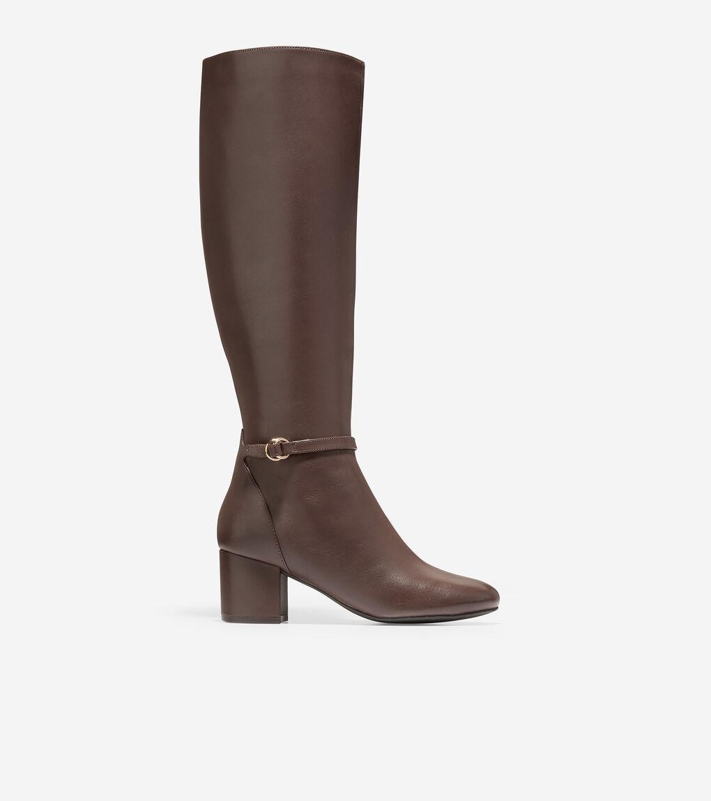 WOMENS Dana Block Heel Boot