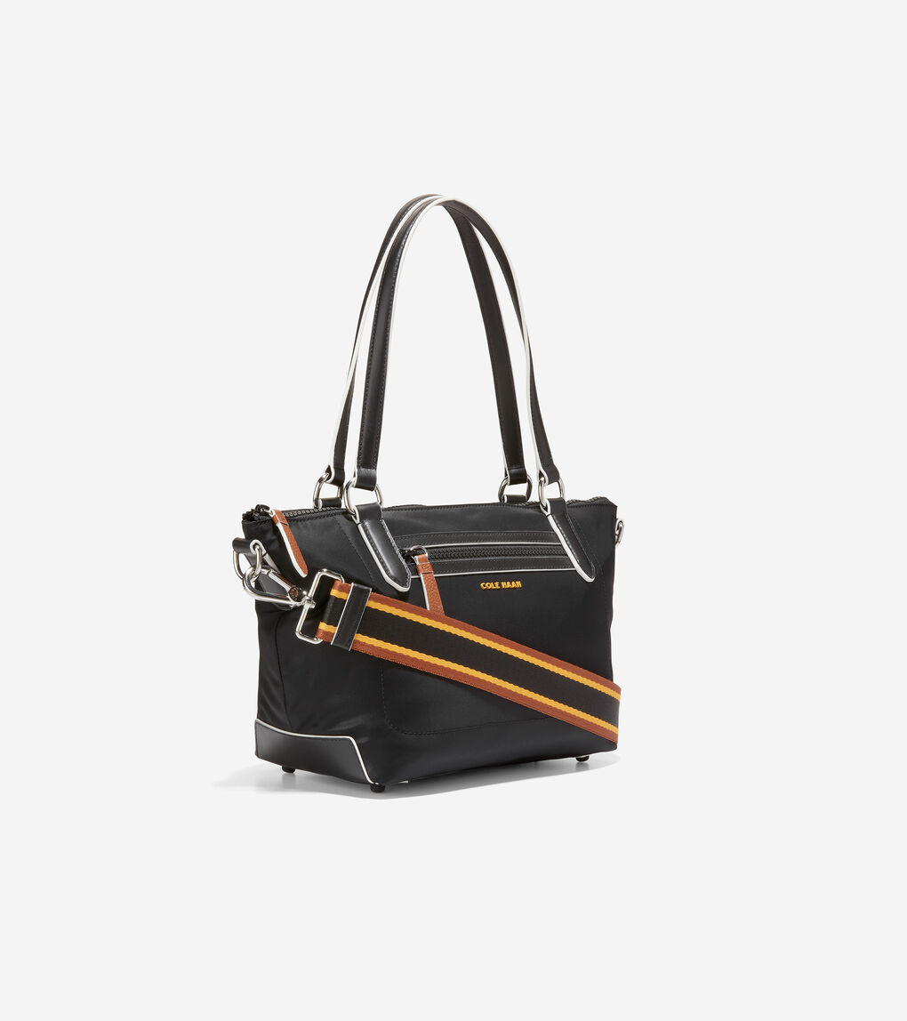 WOMENS Small Sport Soft Zip Top Tote
