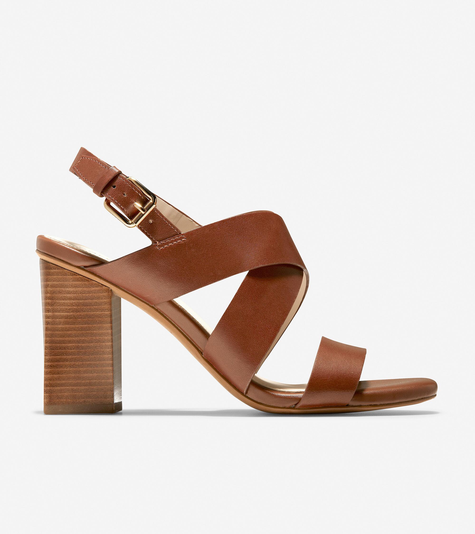 Women's Cynthia Block Heel Sandal in
