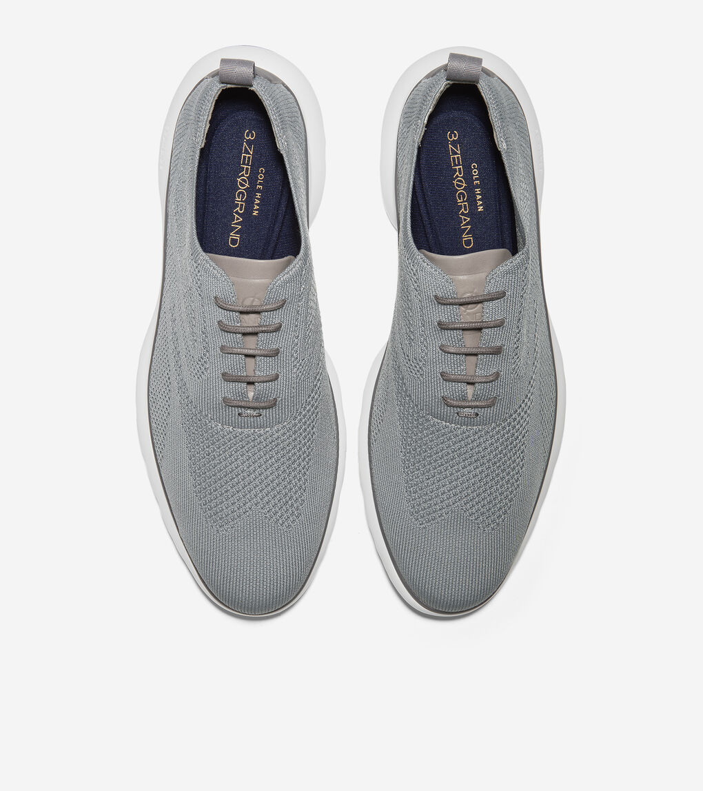 Mens 3.ZERØGRAND Wingtip Oxford