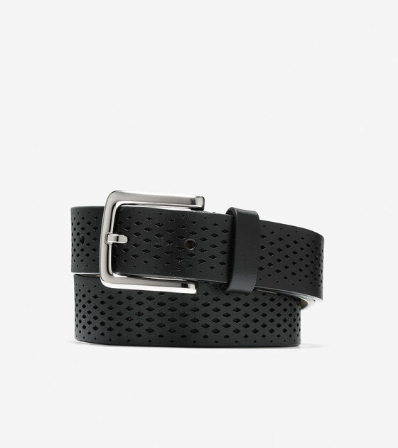 Belts > Washington Grand 32mm Laser Perforated Belt