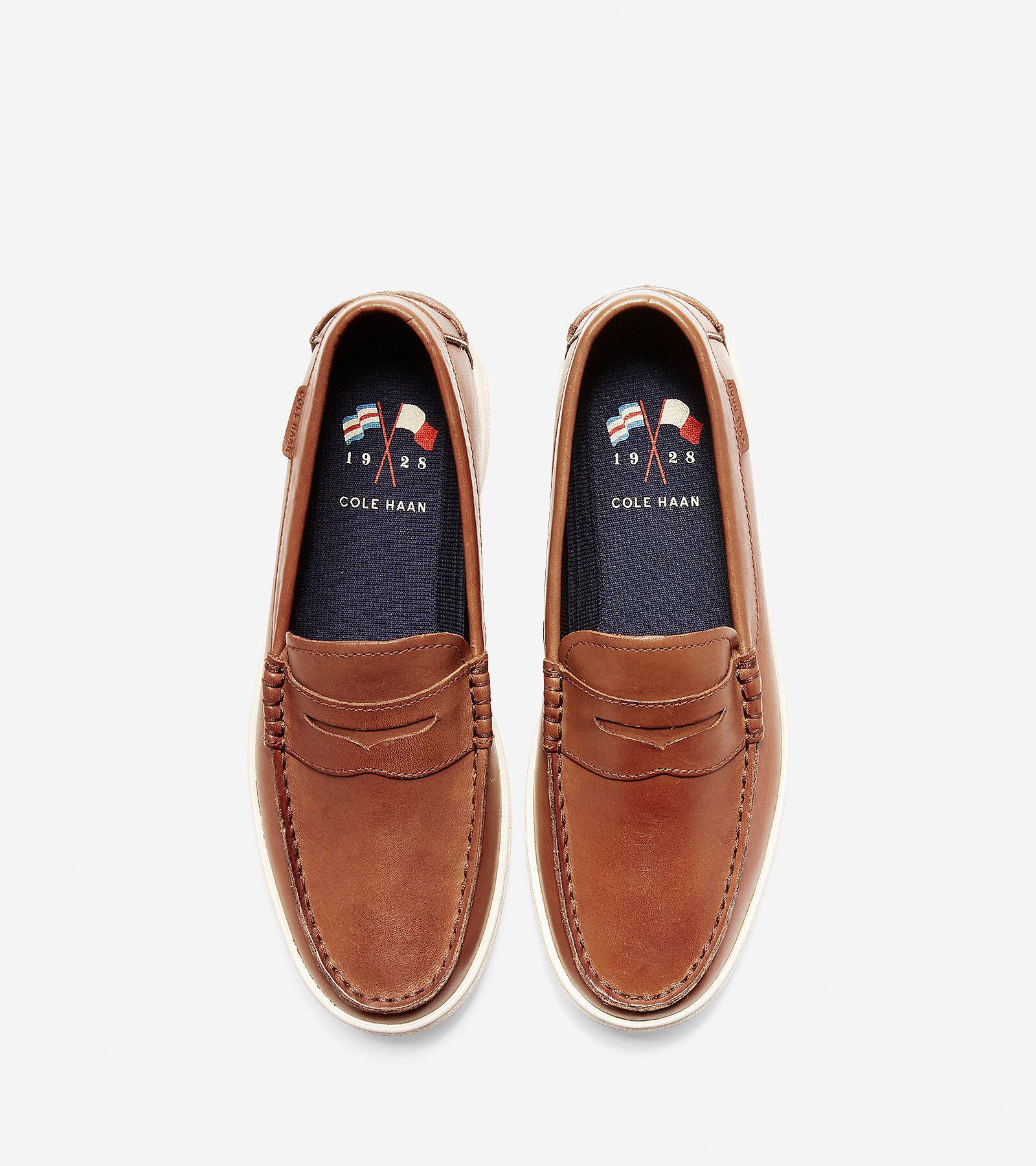Men's Nantucket Loafer in British Tan