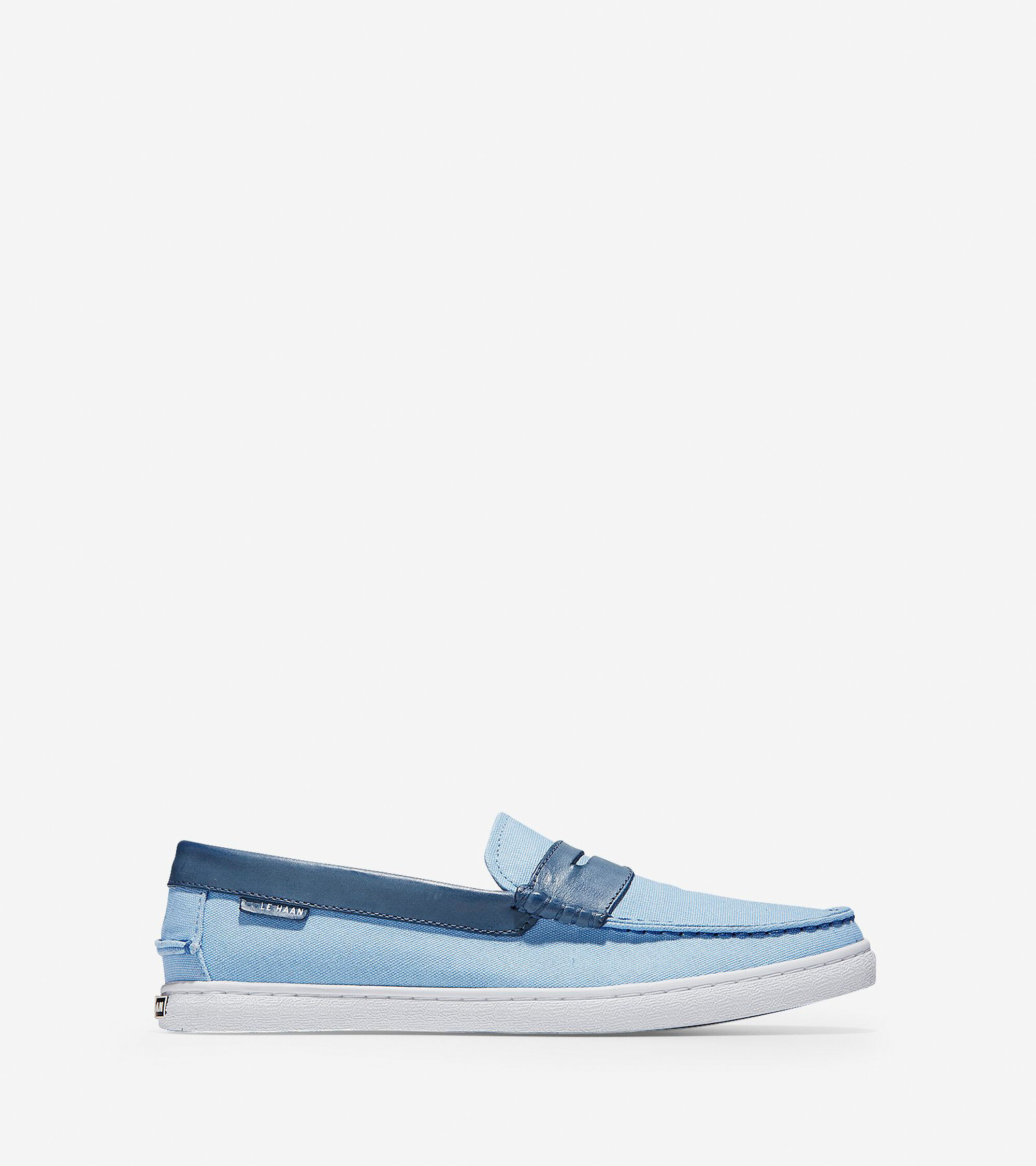 935a4b921a0 Men s Nantucket Loafers in Chambray Blue Canvas
