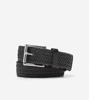 Stretch Weave 32mm Belt