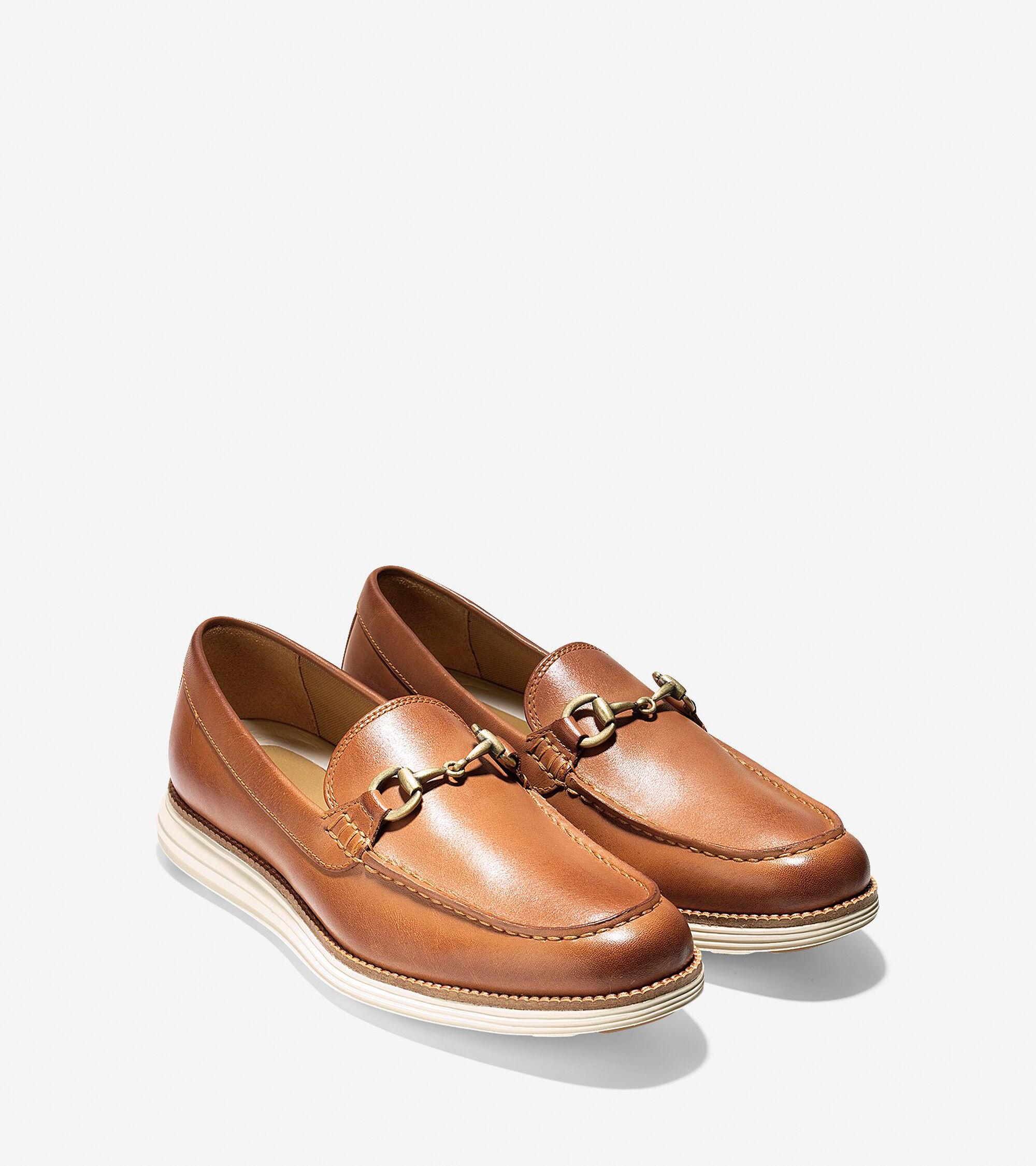 08ee6c596f3af Original Grand Venetian Loafers in Pecan-Ivory