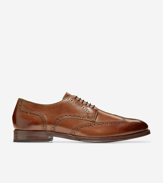Oxfords & Monks > Cole Haan American Classic Gramercy Derby Wingtip Oxford