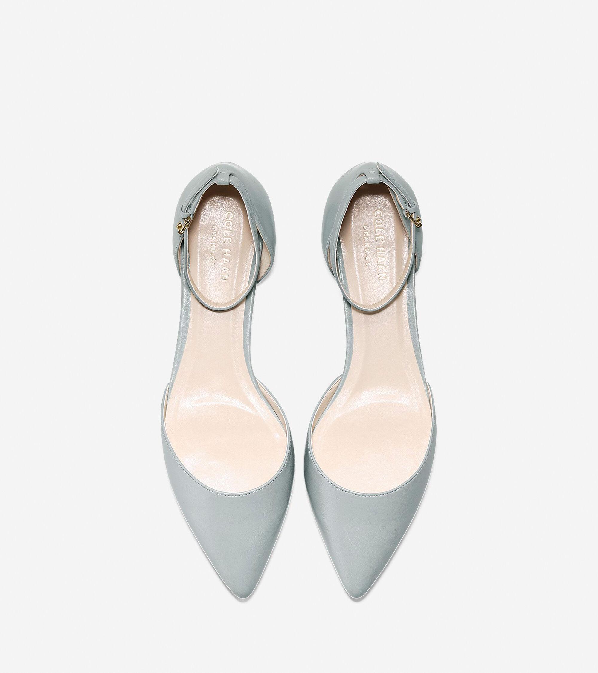 d36b0539f5fd Women s Abigail Grand Skimmers Flats in Silver Mist   Sale