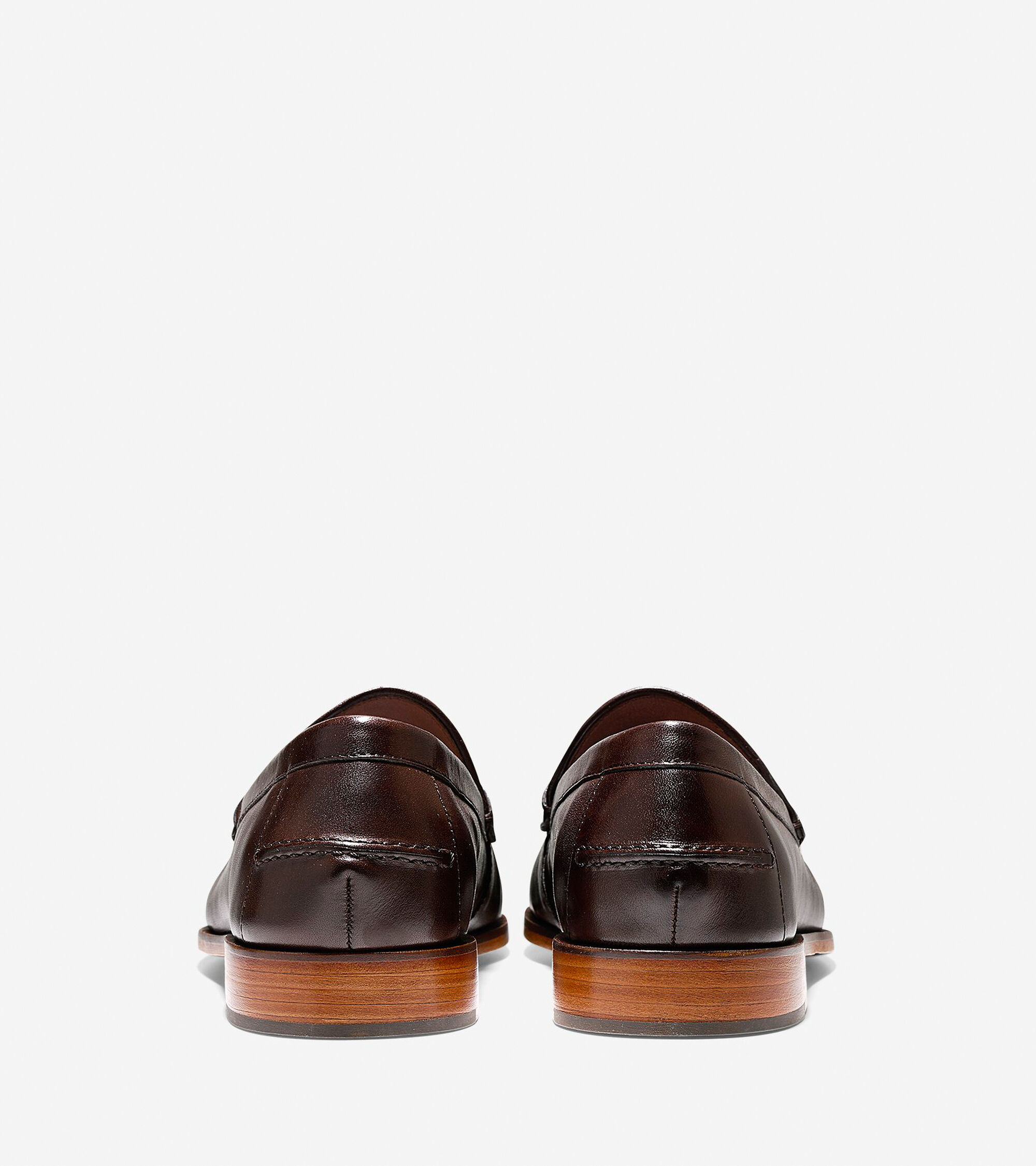 ed1aa081cfa Mens Pinch Gotham Penny Loafers in Chestnut