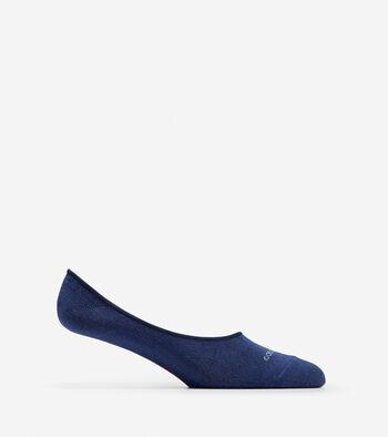 Town Stripe Liner Socks - 2 Pack