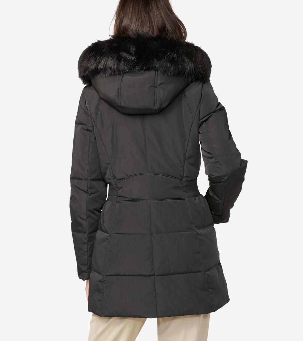 WOMENS Taffeta Down Jacket