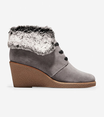 Coralie Wedge Waterproof Bootie (85mm)