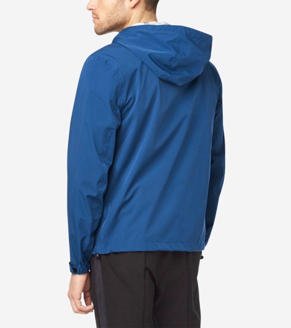 Mens Grand.ØS Packable Rain Jacket