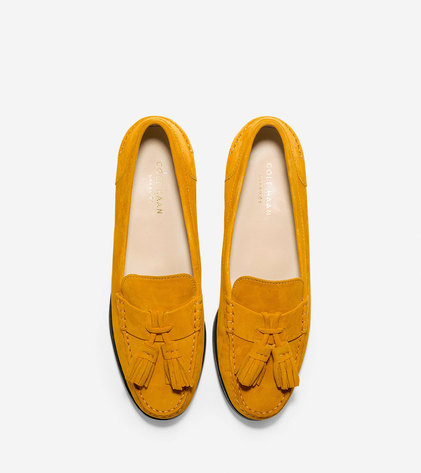 551de171fb59 Womens emmons tassel loafers in inca gold cole haan jpg 2000x2250 Loafers  with gold