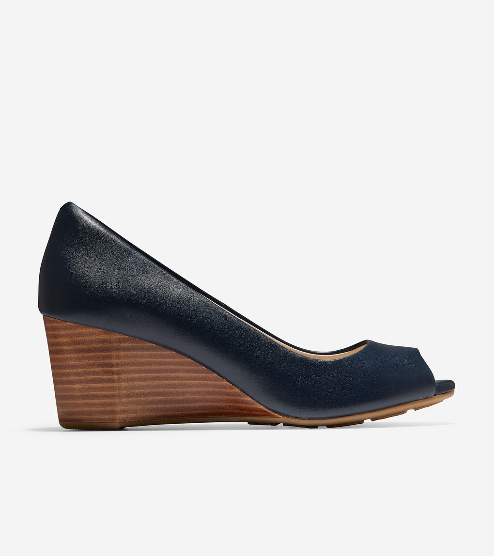 WOMENS Sadie Open Toe Wedge