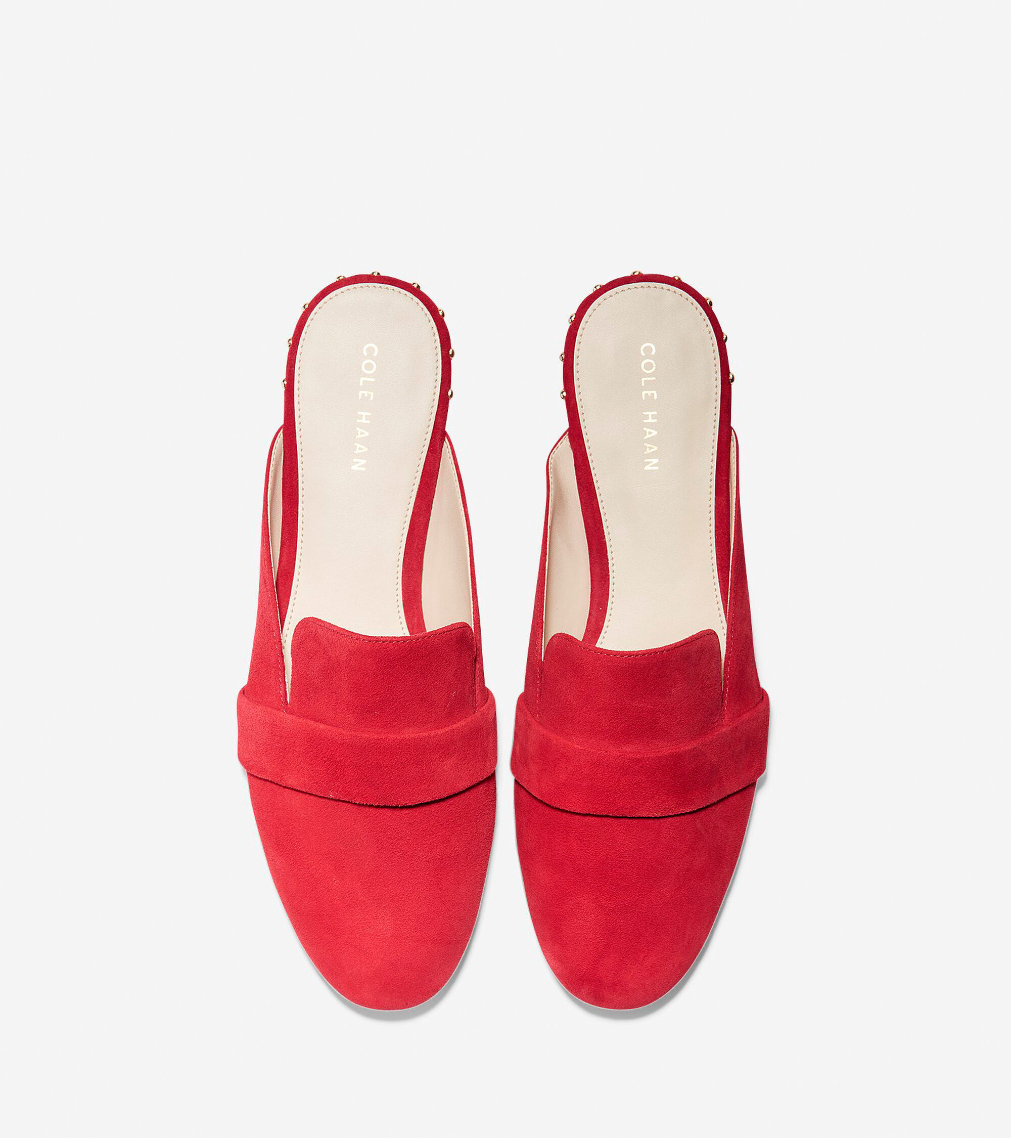 e0aba57878b Women s Deacon Loafer Mules in Barbados Cherry