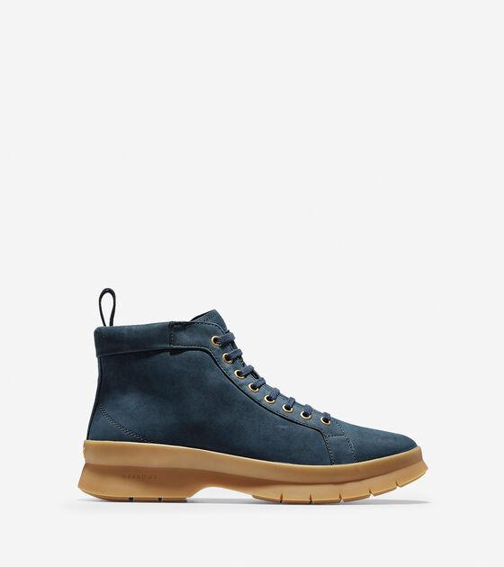 Boots > Men's Pinch Utility Waterproof Chukka Boot