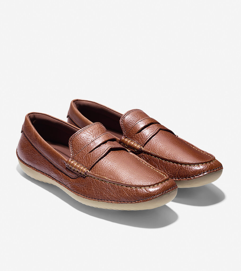 Mens MøtoGrand Penny Driving Shoe