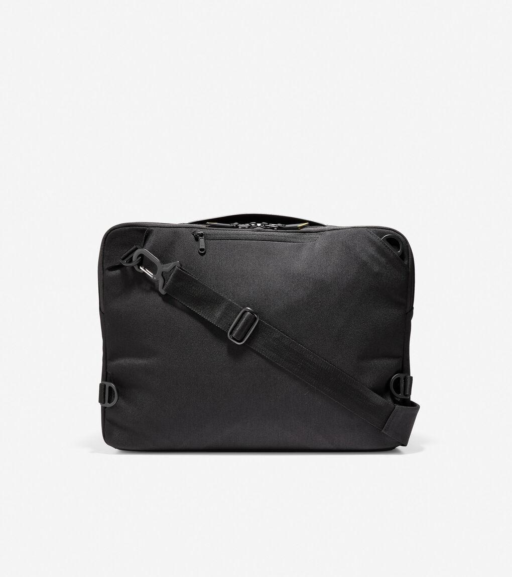 Mens ZERØGRAND Messenger Bag