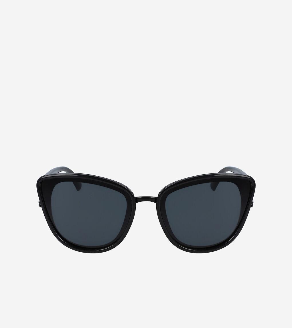 Womens Oversized Cateye Sunglasses
