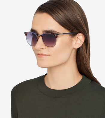 Grand.ØS Square Sunglasses