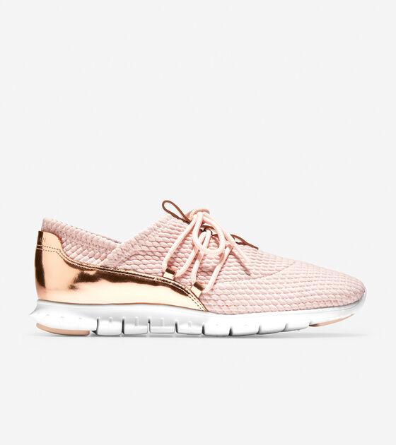 50-70% Off > Women's ZERØGRAND Quilted Sneaker