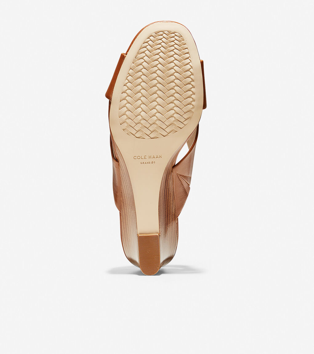 Womens Adley Grand Wedge Sandal (50mm)