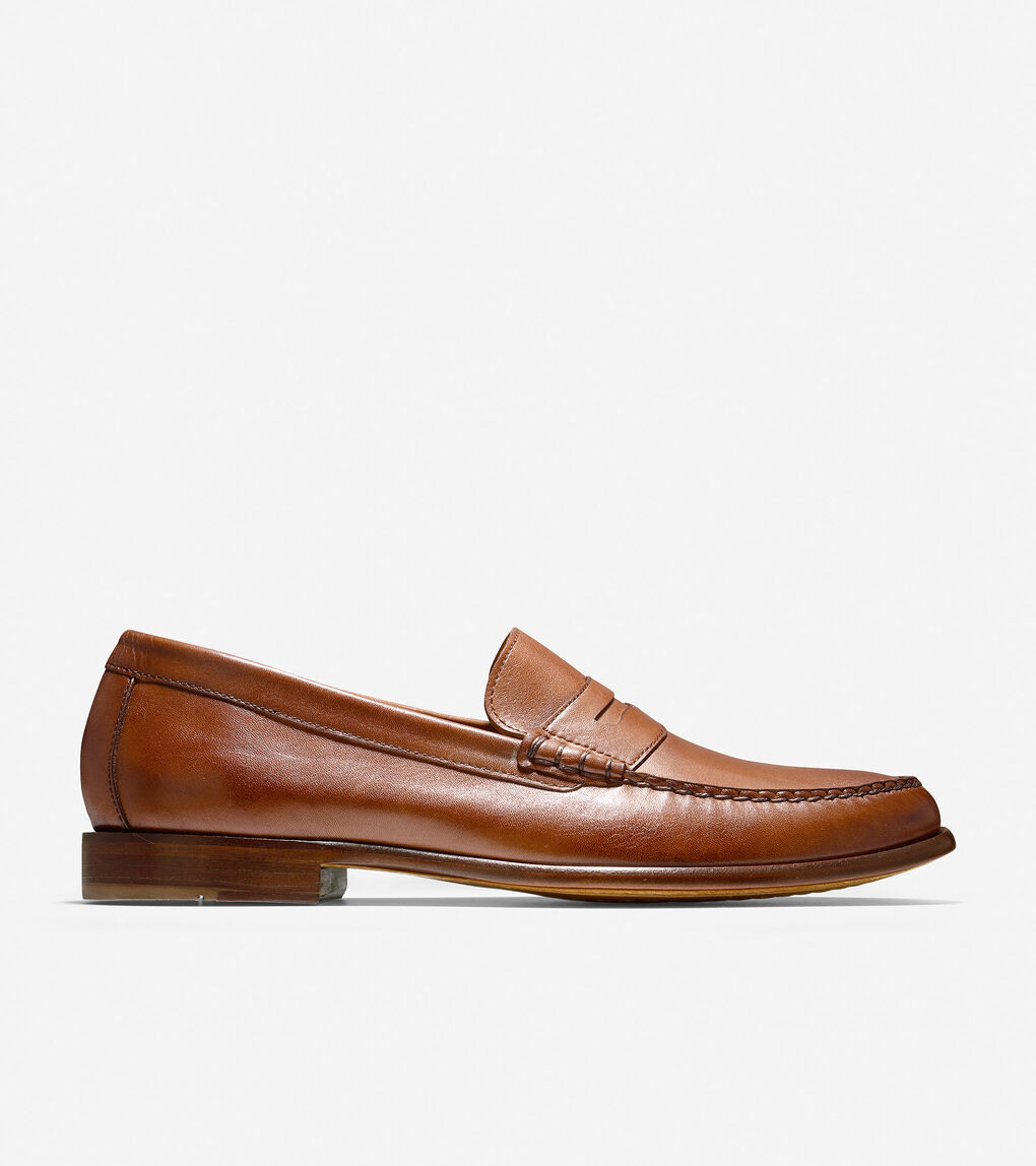Mens Pinch Handsewn Penny Loafer