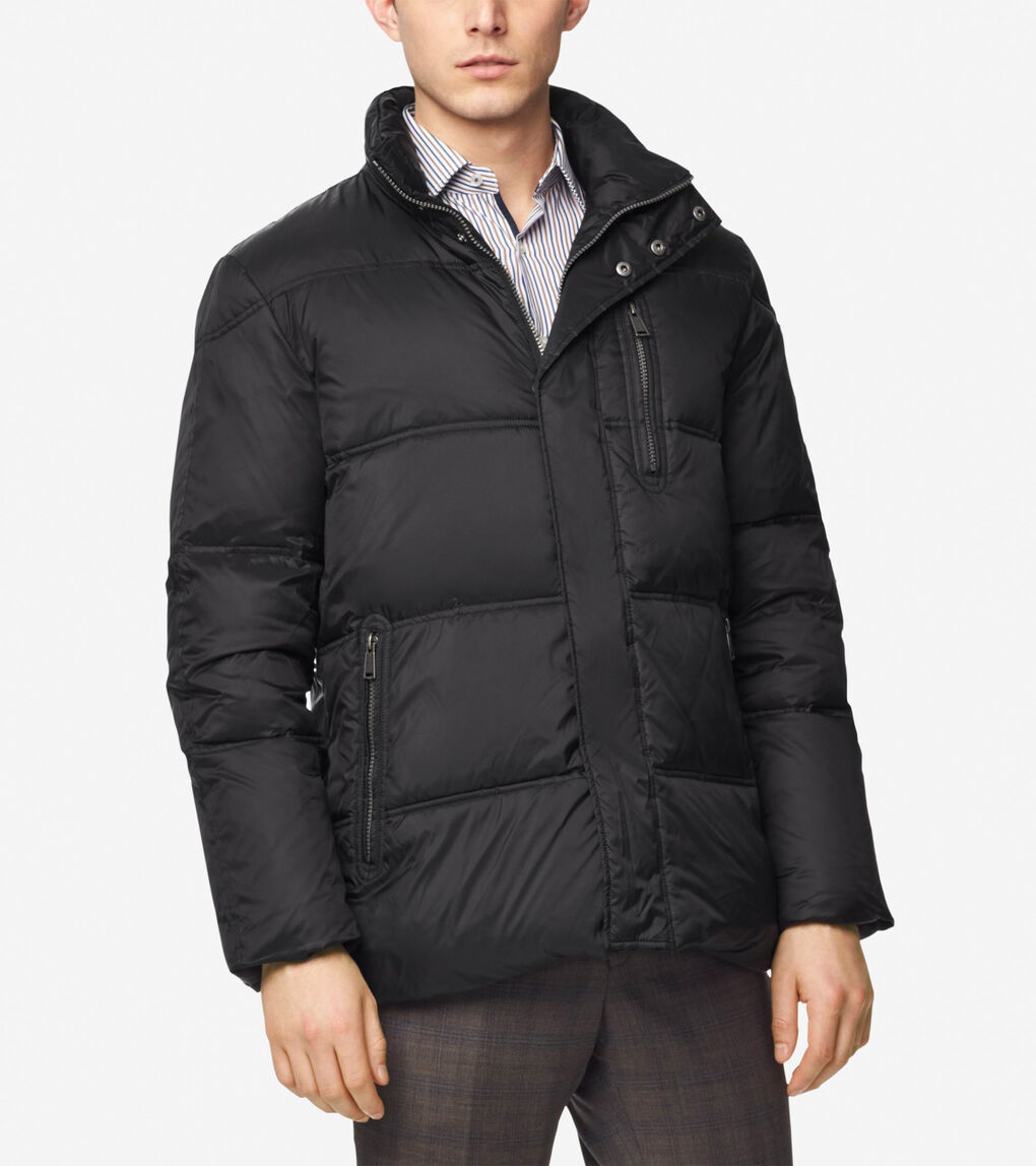 Mens Packable Down Jacket