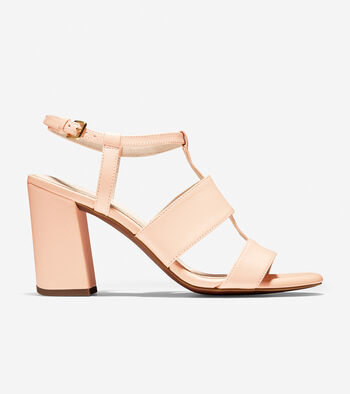 Cherie Grand Block Heel Sandal (85mm)