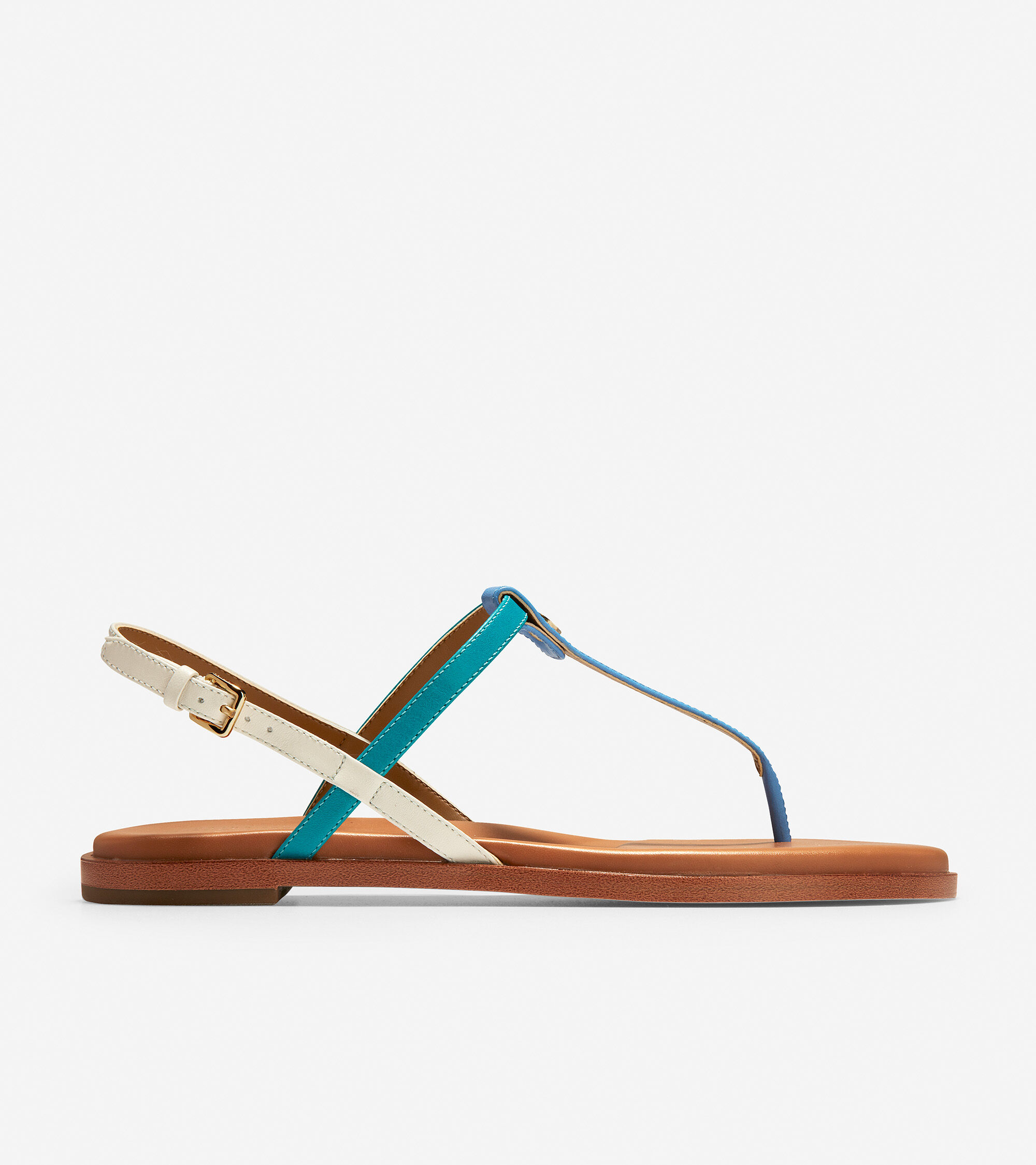 Women's Flora Thong Sandal in Provence