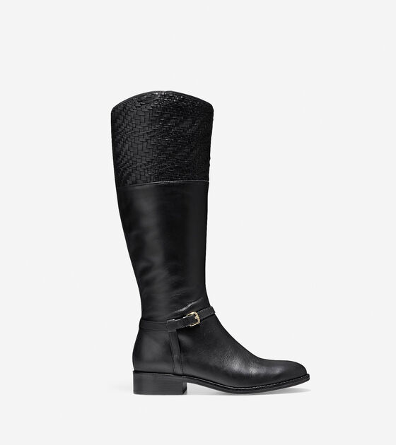 Shoes > Genevieve Weave Boot