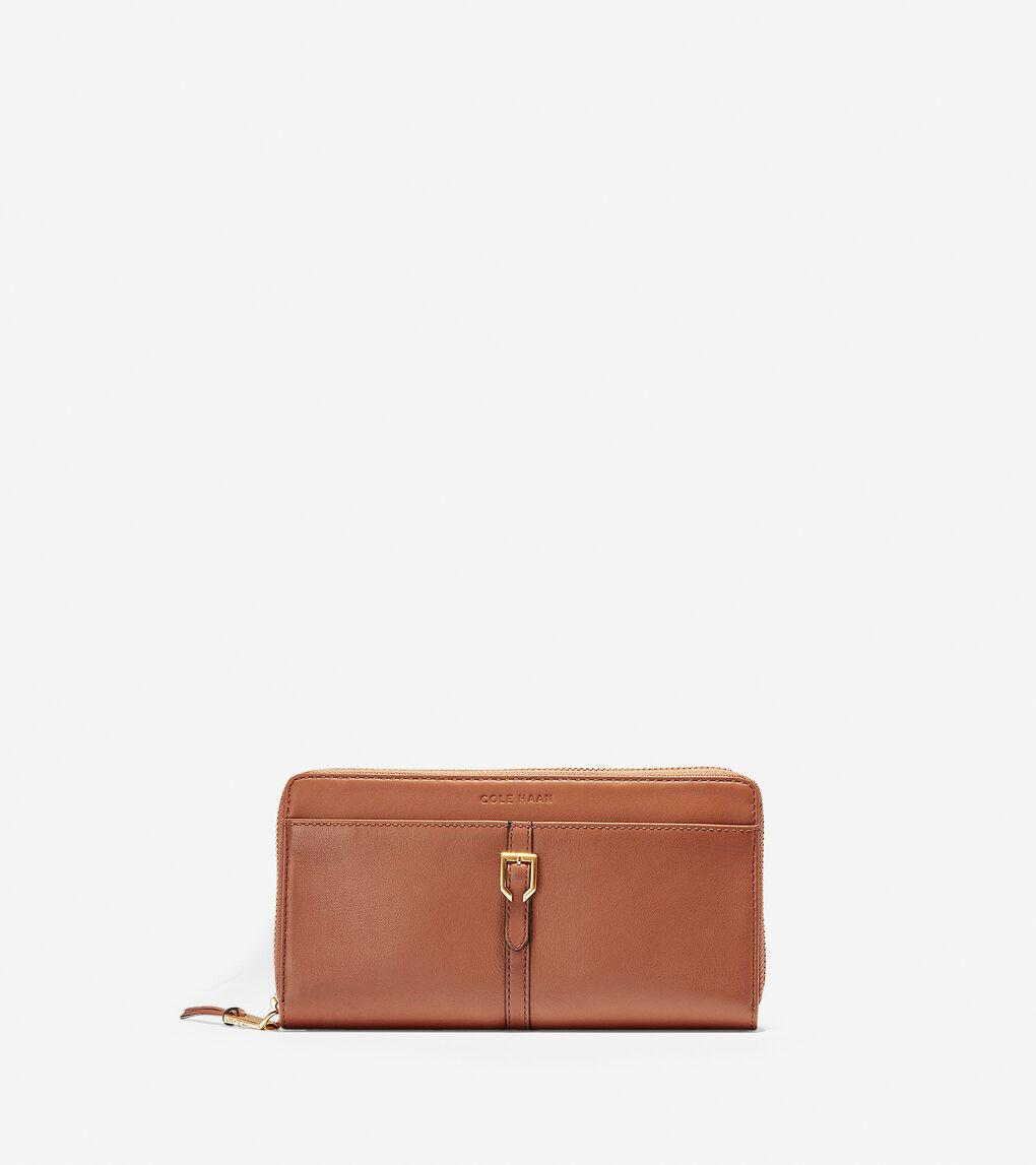 Womens Kayden Continental Wallet