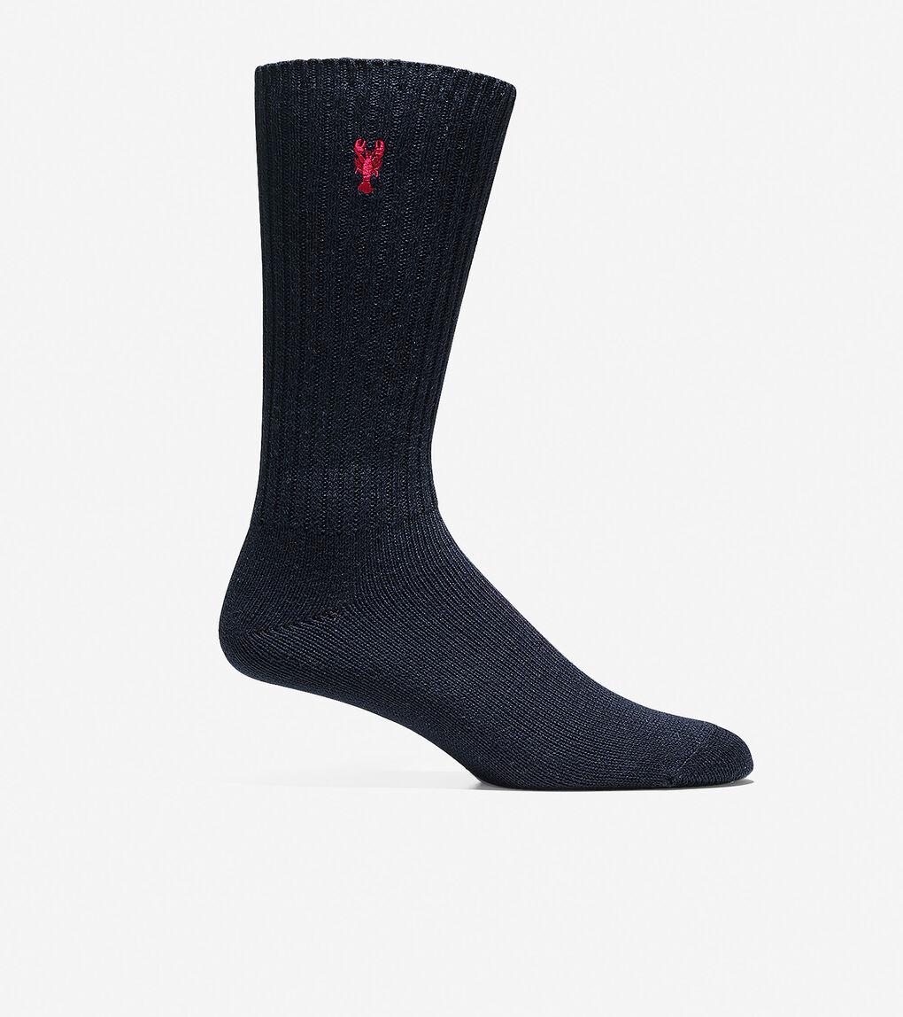 Mens Cotton Classic Crew Socks