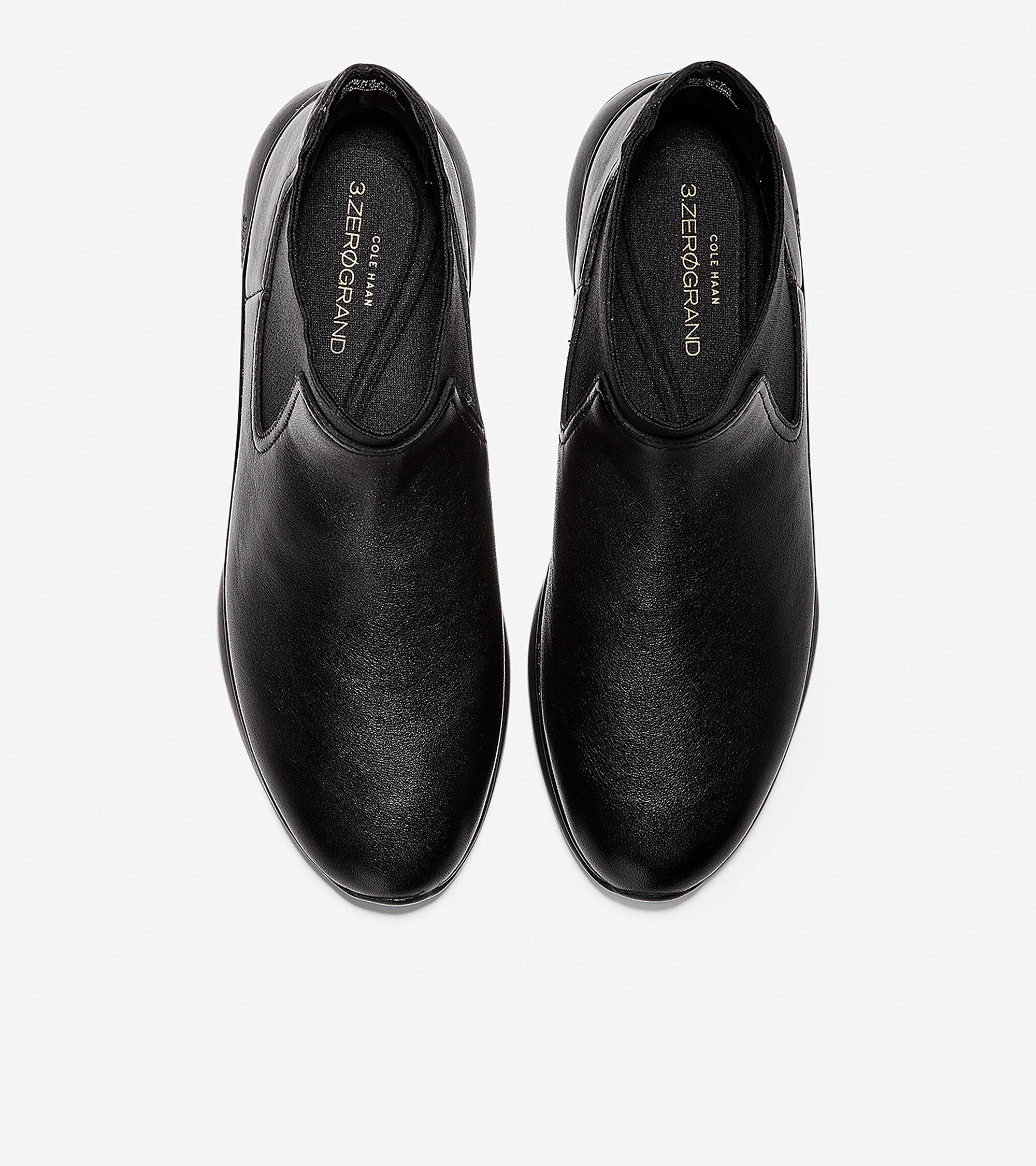721e41cc537 Women s 3.ZEROGRAND Waterproof Chelsea Boots in Black