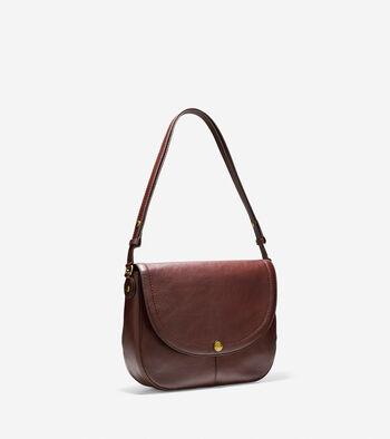 Delphine Saddle Bag