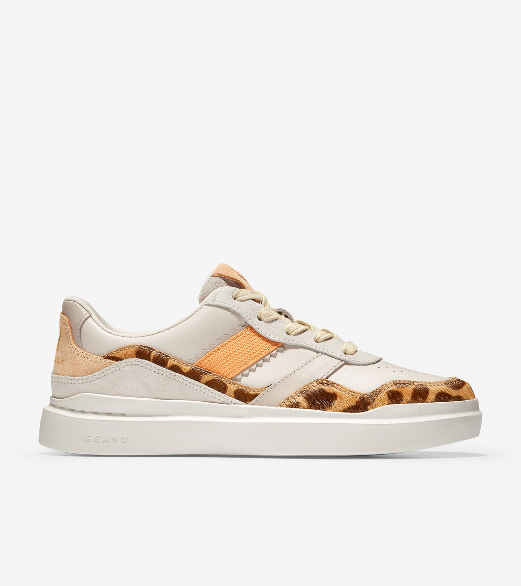 WOMENS GrandPrø Rally Mix Sneaker