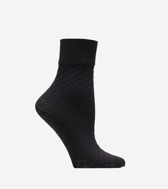 Socks & Tights > Textured Anklet - 2 Pack