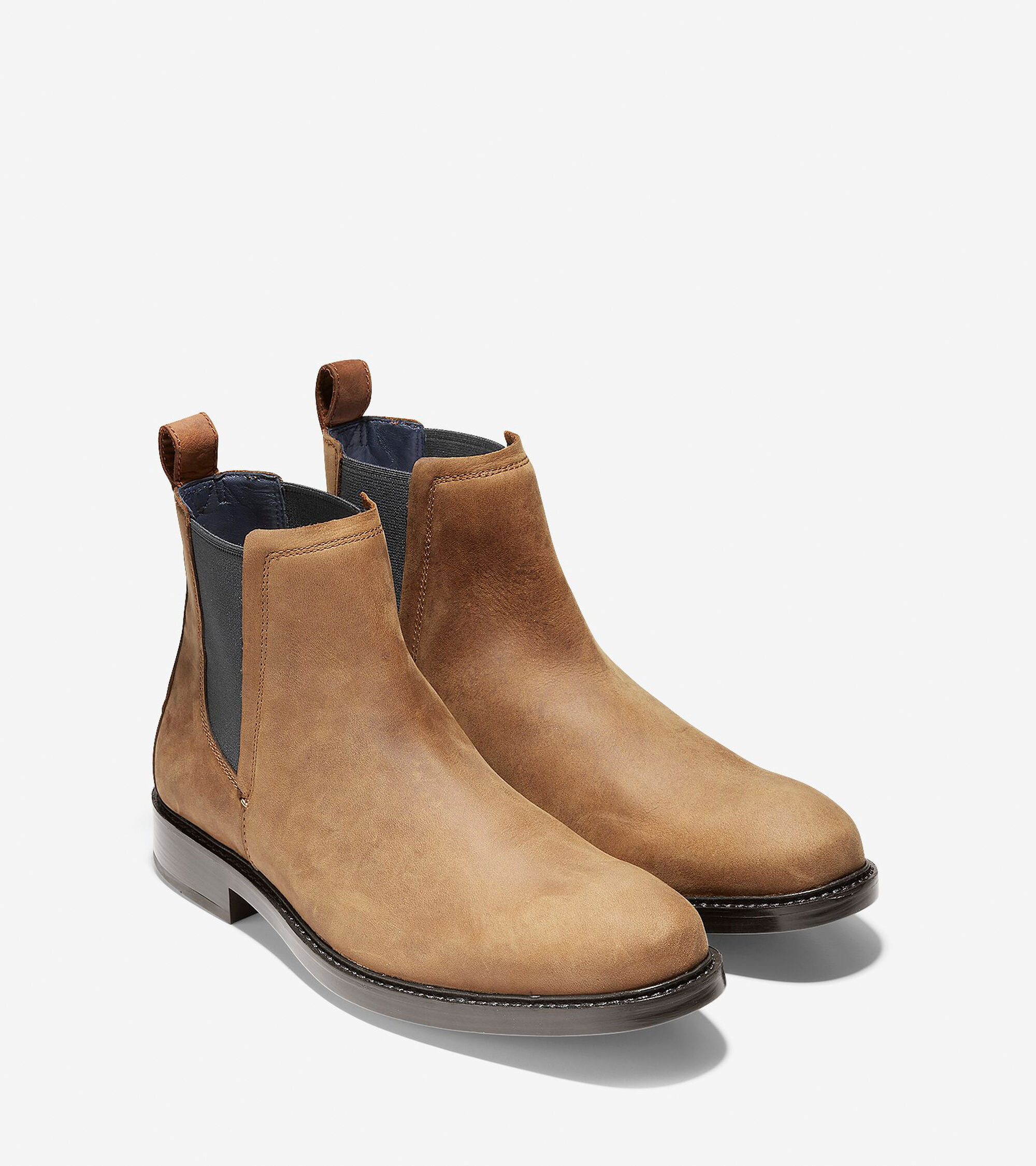 54ff6a97dbf Men's Kennedy Grand Waterproof Chelsea Boots in Dogwood   Cole Haan