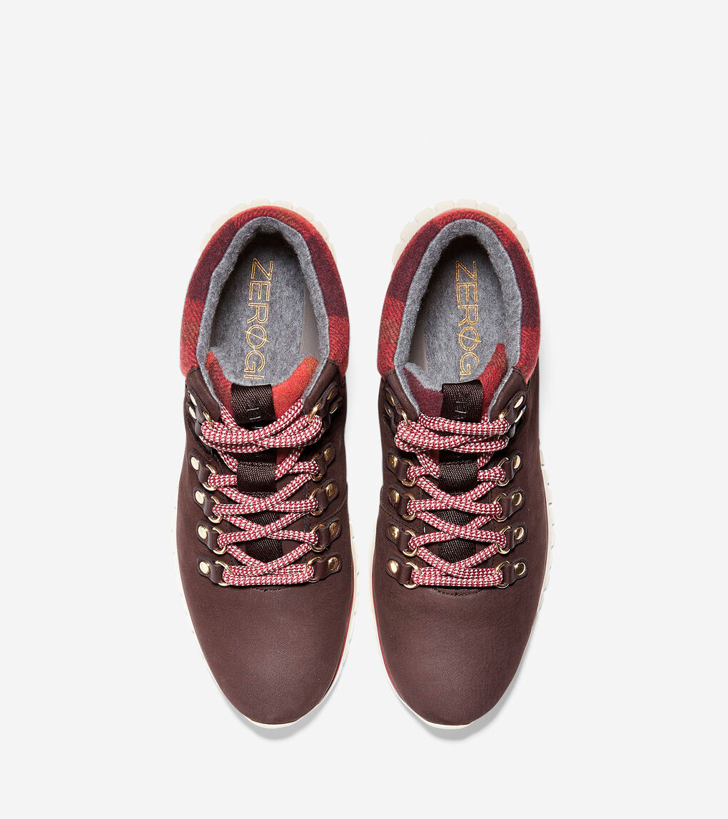 Womens ZERØGRAND Hiker Boot