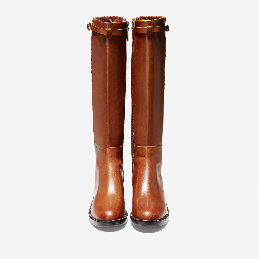 Womens Lexi Grand Stretch Strap Boot (30mm)