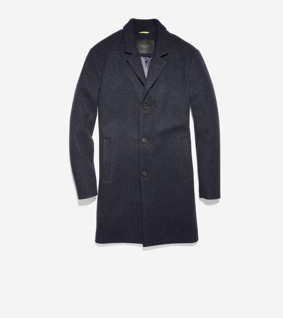 Outerwear > Grand.ØS Stretch Wool Jacket