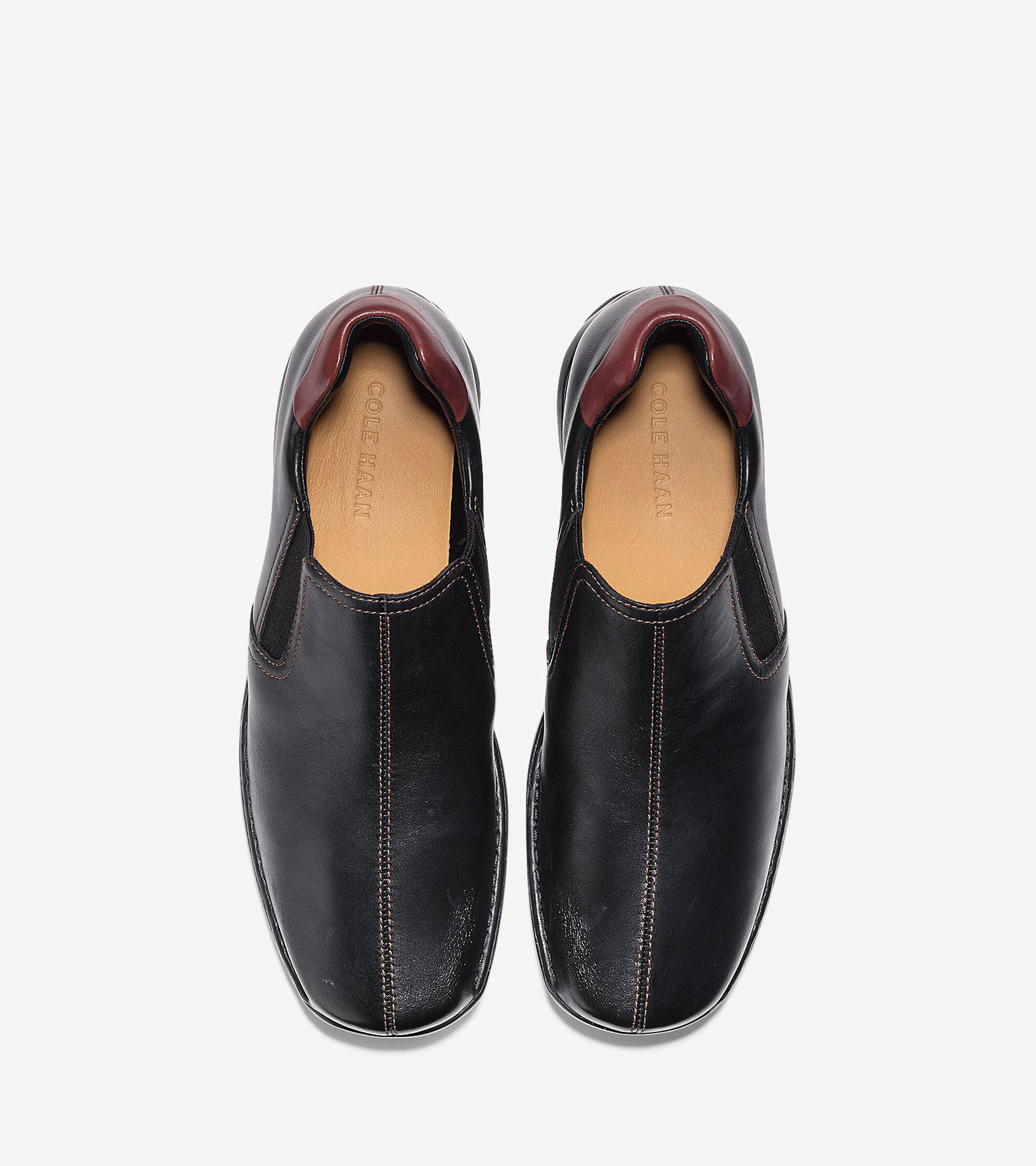 38e535d986a Cole Haan Zeno Slip-On Loafer in Black   ColeHaan.com