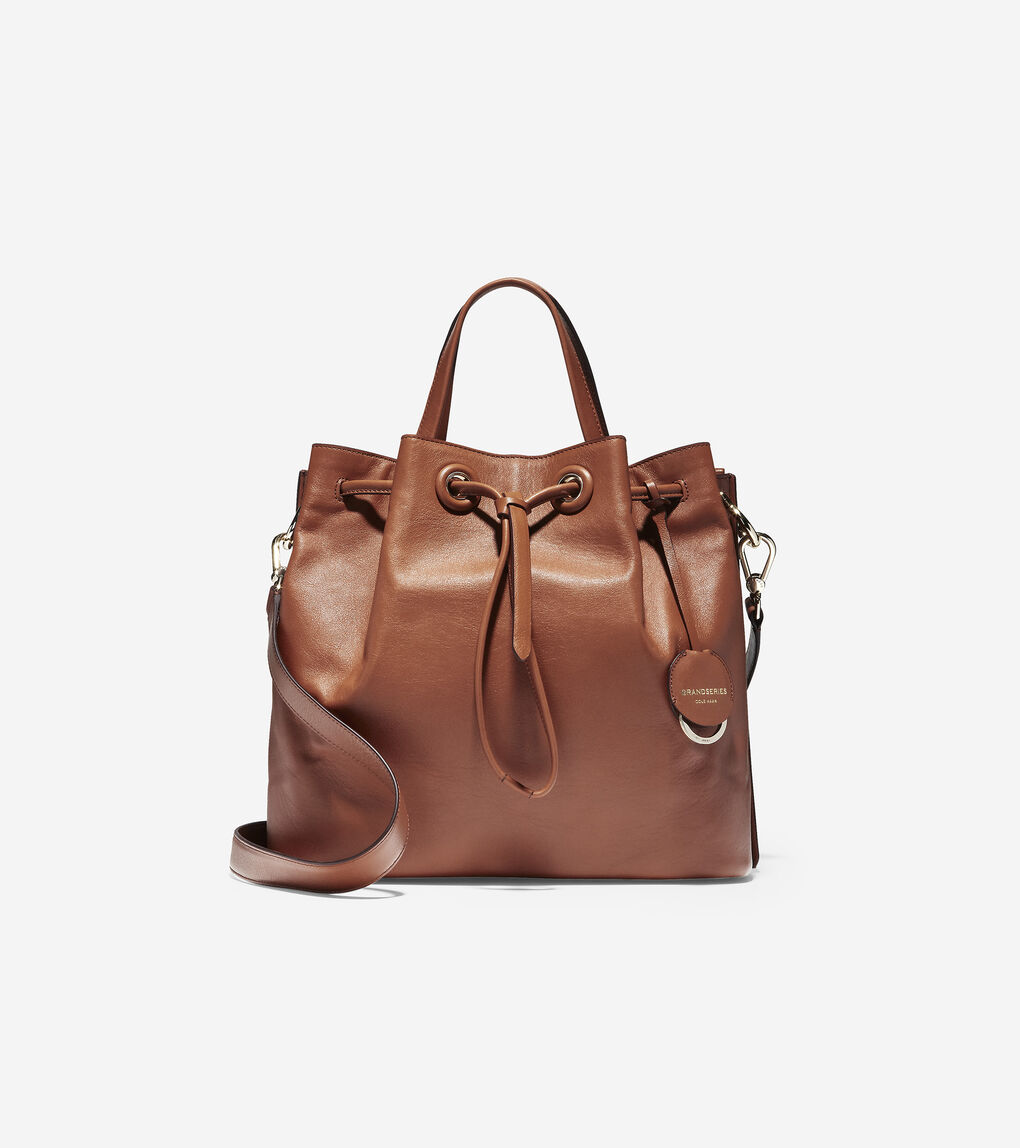 Womens Grand Ambition Bucket Bag