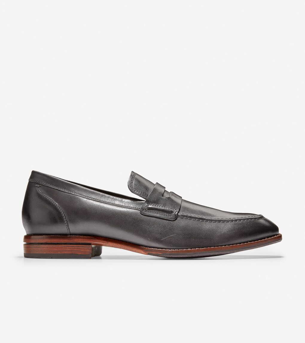 Mens Warner Grand Penny Loafer