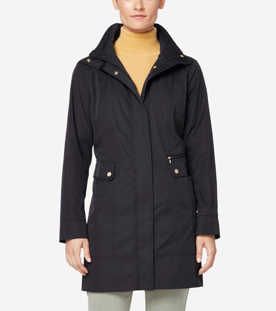 Accessories & Outerwear > Travel Packable Classic Coat