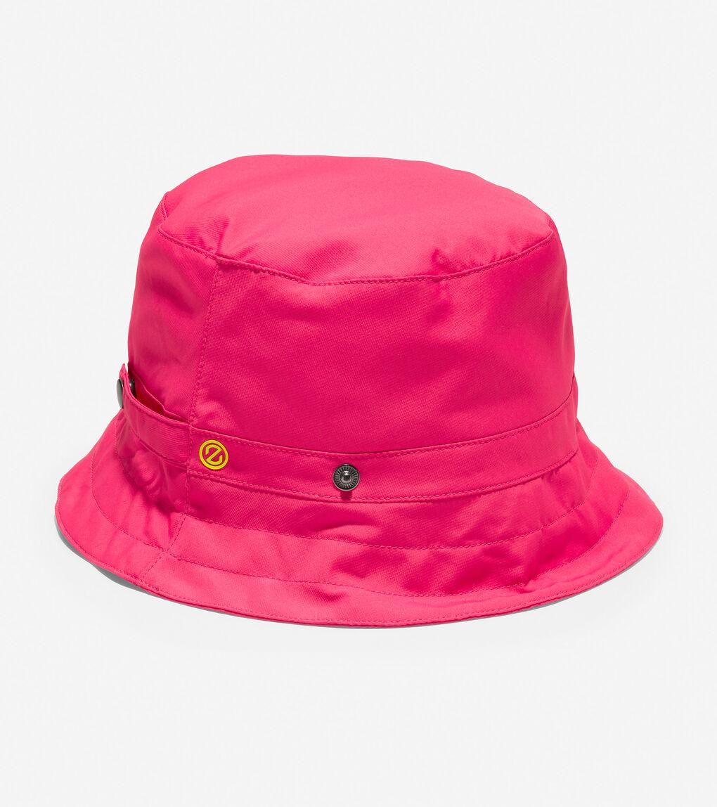 MENS ZERØGRAND Packable Bucket Hat