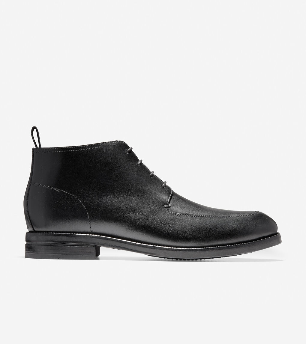 Mens Wagner Grand Apron Chukka Boot