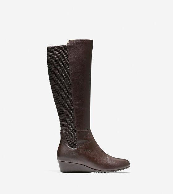 928f4f7d00c Women s Tali Grand Stretch Boots 40mm in Chestnut